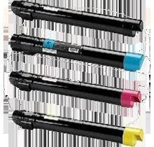 XEROX Workcentre 7120/7220 Laser Toner Cartridge Set Black Yellow Magenta Cyan