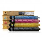 Ricoh MP-C2003 / C2503 Laser Toner Cartridge Set Black Yellow Cyan Magenta