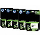Brand New Original HP 564XL INK / INKJET Cartridge Set Black Photo Black Cyan Yellow Magenta