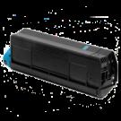 OKIDATA 44315303 (Type C15) Laser Toner Cartridge Cyan