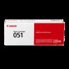 Brand New Original Canon 2168C001 (Canon 051/051Tn) Laser Toner Cartridge Black