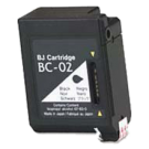 CANON BC02 INK / INKJET Cartridge Black