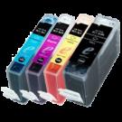 CANON BCI3e INK / INKJET Cartridges Set Black Cyan Yellow Magenta