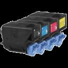 CANON C2880 Laser Toner Cartridge Set Black Cyan Yellow Magenta