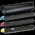 CANON C3100 Laser Toner Cartridge Set Black Cyan Yellow Magenta