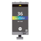 ~Brand New Original CANON CLI-36 INK / INKJET Cartridge Tri-Color