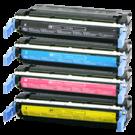 CANON EP85 Laser Toner Cartridge Set Black Cyan Yellow Magenta