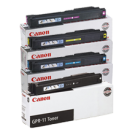 Brand New Original CANON GPR-11 Laser Toner Cartridge Set Black Cyan Yellow Magenta