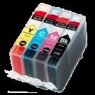CANON BCI6 INK / INKJET Cartridges Set Black Cyan Yellow Magenta