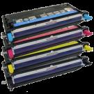 DELL 3115 Laser Toner Cartridges Set Black Cyan Yellow Magenta High Yield