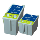 EPSON T019201 / T020201 INK / INKJET Cartridge Combo Pack Black Tri-Color