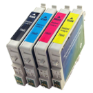 EPSON T060 INK / INKJET Cartridge Set Black Cyan Yellow Magenta