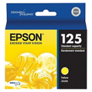 ~Brand New Original Epson T125420 INK / INKJET Cartridge Yellow
