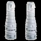 Konica Minolta 8936-602 Laser Toner Cartridge 2 Per Box