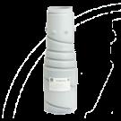 Konica Minolta 8936-902 Laser Toner Cartridge