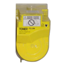 Konica Minolta 8937-906 Laser Toner Cartridge Yellow