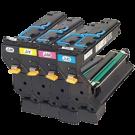 Brand New Original Konica Minolta 5430DL / 5440DL / 5450 Laser Toner Cartridge Set Black Cyan Yellow Magenta
