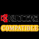 Kyocera Mita 370-AJ411 Laser Toner Cartridge Magenta