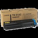 ~Brand New Original Kyocera Mita TK-512C Laser Toner Cartridge Cyan