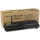 ~Brand New Original Kyocera Mita TK-512K Laser Toner Cartridge Black