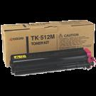 ~Brand New Original Kyocera Mita TK-512M Laser Toner Cartridge Magenta