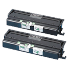 LEXMARK / IBM 11A4097 Laser Toner Cartridge (2 Pack)