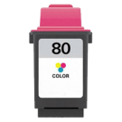 LEXMARK 12A1980 #80 INK / INKJET Tri Color