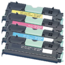LEXMARK / IBM SC1275 Laser Toner Cartridge Set Black Cyan Yellow Magenta