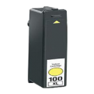 LEXMARK 14N1071 100XL High Yield INK / INKJET Cartridge Yellow