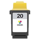 LEXMARK 15M0120 #20 INK / INKJET Tri Color