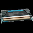 LEXMARK C734A1CG Laser Toner Cartridge Cyan