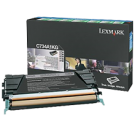 ~Brand New Original LEXMARK C734A1KG Laser Toner Cartridge Black