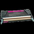 LEXMARK C734A1MG Laser Toner Cartridge Magenta