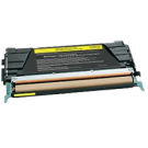 LEXMARK C734A1YG Laser Toner Cartridge Yellow