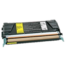 LEXMARK / IBM C5202YH Laser Toner Cartridge Yellow