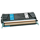 LEXMARK / IBM C5220CS Laser Toner Cartridge Cyan