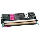 LEXMARK / IBM C5220MS Laser Toner Cartridge Magenta