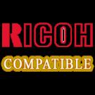 Ricoh 888485 / Type T2 Laser Toner Cartridge Magenta