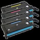 SAMSUNG CLP-600 Laser Toner Cartridge Set Black Cyan Yellow Magenta