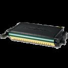 SAMSUNG CLP-Y660B High Yield Laser Toner Cartridge Yellow