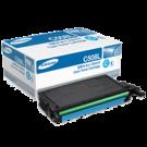 Brand New Original SAMSUNG CLT-C508L High Yield Laser Toner Cartridge Cyan
