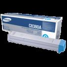 Brand New Original SAMSUNG CLX-C8380A Laser Toner Cartridge Cyan