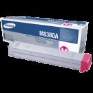Brand New Original SAMSUNG CLX-M8380A Laser Toner Cartridge Magenta