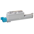 Xerox / TEKTRONIX 106R01218 Laser Toner Cartridge Cyan High Yield