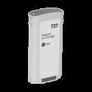 HP B3P24A (HP 727) Gray Ink / Inkjet Cartridge