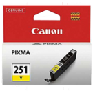 Brand New Original CLI-251Y INK / INKJET Cartridge Yellow