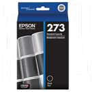 Brand New Original EPSON T273020 (T273) INK / INKJET Cartridge Black