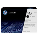 Brand New OriginalHP CF214A (14A) Laser Toner Cartridge Black