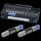 Brother DR200 & TN200 x2 Drum Unit / Laser Toner Cartridge Combo Pack
