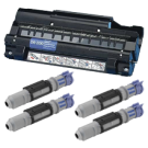 Brother DR200 & TN200 x4 Drum Unit / Laser Toner Cartridge Combo Pack